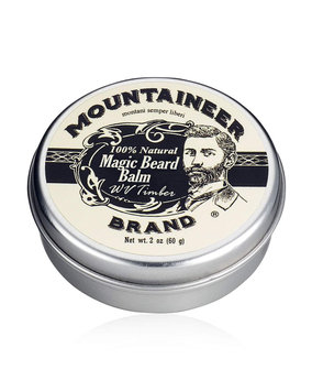 Mountaineer Brand WV Timber Magic Beard Balm 2 oz