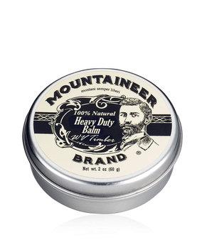 Mountaineer Brand Heavy Duty Beard Balm - WV Timber2 oz./ 60 g