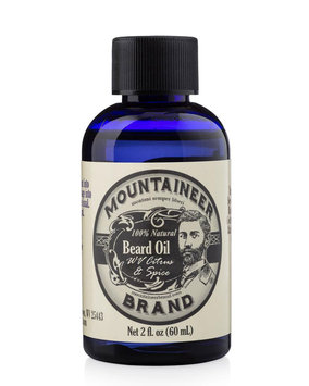 Mountaineer Brand WV Citrus & Spice Magic Beard Balm 2 oz