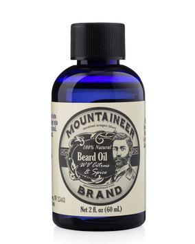 Mountaineer Brand WV Citrus & Spice Magic Beard Balm 2 oz