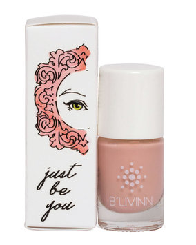 B'livinn Nail Polish with Custom Case - Just Be You