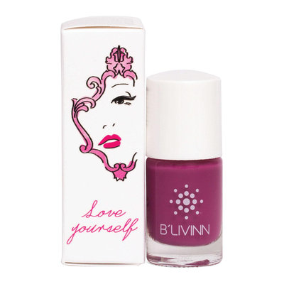 B'livinn Nail Polish with Custom Case - Love Yourself