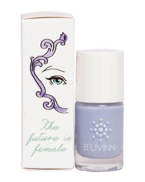 B'livinn Nail Polish with Custom Case - The Future is Female