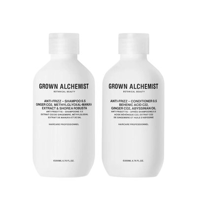 Grown Alchemist Frizz-Reduction Haircare Twinset