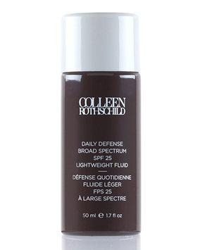 Colleen Rothschild Beauty Daily Defense Broad Spectrum SPF 25, 1.7 oz./ 50 mL