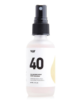 Way Of Will 40 Face and Body Spray, 2.0 oz./ 59 mL