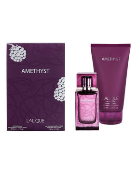 Lalique Amethyst Gift Set