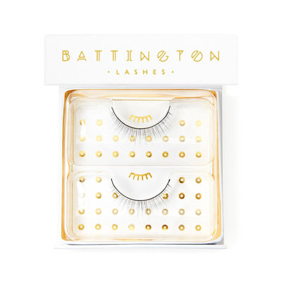 Battington Lashes Earhart Silk Lashes