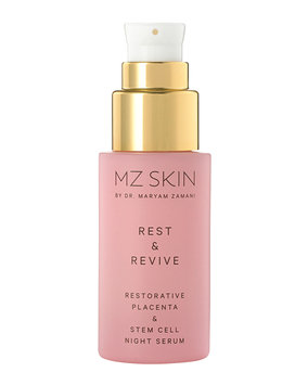Mz Skin Rest and Revive Restorative Placenta and Stem Cell Night Serum