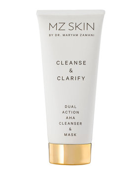 Mz Skin Cleanseand Clarify Dual Action AHA Cleanser and Mask