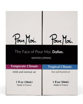 Pour Moi Beauty The Face of Pour Moi, Dallas, 2 x 1.0 oz./ 30 mL