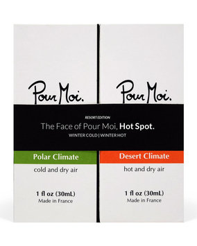 Pour Moi Beauty The Face of Pour Moi, Resort Edition: Hot Spot, 2.0 oz./ 60 mL