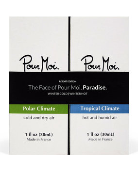 Pour Moi Beauty The Face of Pour Moi, Resort Edition: Paradise, 2.0 oz./ 60 mL
