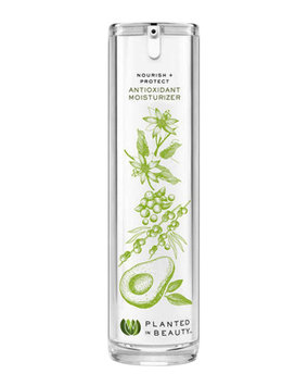 Planted In Beauty Nourish + Protect Antioxidant Moisturizer, 1.7 oz./ 50 mL
