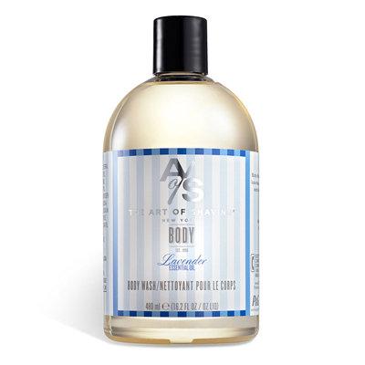 The Art of Shaving Lavender Body Wash 16 OZ