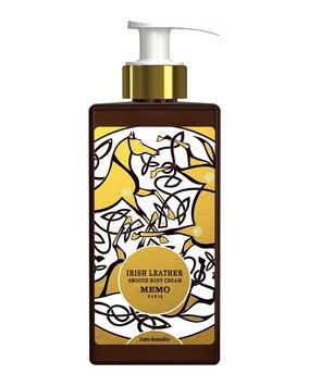 Memo Paris Irish Leather Body Cream, 8.5 oz./ 250 mL