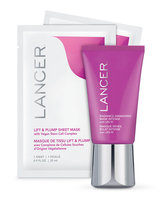 Lancer Limited Edition Plump & Brighten Mask Set (A $210 Value)