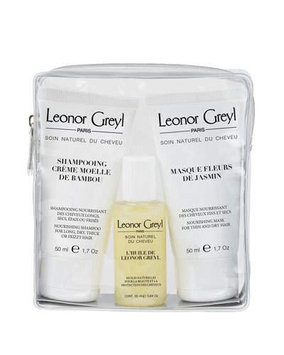 Leonor Greyl Luxury Travel Kit for Very Dry Hair, 1 kit
