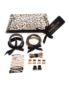 Hair Emergency Kit, Black Leopard - L. Erickson