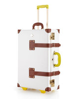Horchow Stowaway Case, Summer Yellow