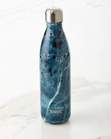 S'well 'Elements Collection - Blue Marble' Stainless Steel Water Bottle, Size 17 oz - Blue