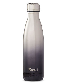 Swell S'well - The Ombré Metallic Bottle - White Gold - 0.5L