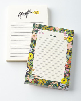 Rifle Paper Co. Get it Done and Havana Notepads, Set of 2