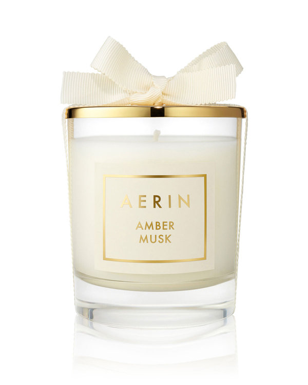 AERIN Amber Musk Candle
