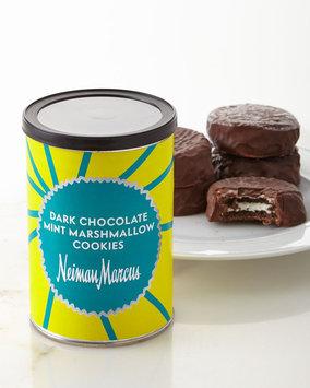 Neiman Marcus Dark Chocolate Mint Marshmallow Cookies