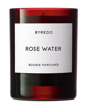 Byredo Saints Rose Water Candle
