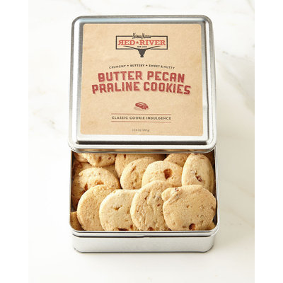 Nm Exclusive Red River Butter Pecan Praline Cookies