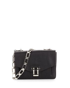 Hava Chain Shoulder Bag, Black - Proenza Schouler