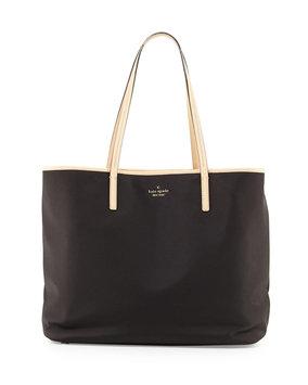 Gap Kate Spade New York - Classic Nylon Harmony Baby Bag (Black) Bags