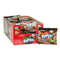 Hello Panda 34307 0.75 oz Chocolate Carmel Filled with Cookie Pack of 8