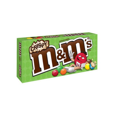 M & M 33467 Crispy Theater Box 12 Count