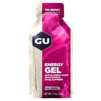 GU Energy Gel - Jet Blackberry (One 32g packet)
