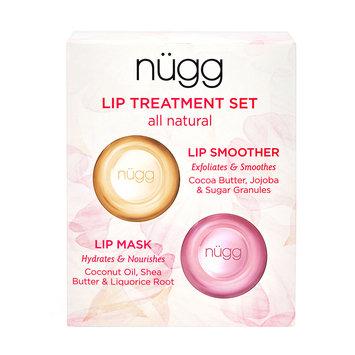 nugg All Natural Lip Treatment Set
