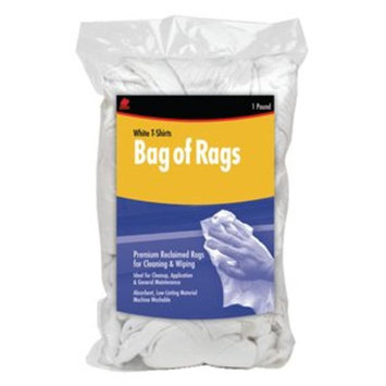 Buffalo Industires Llc Rag-Wiping White 4Lb Box