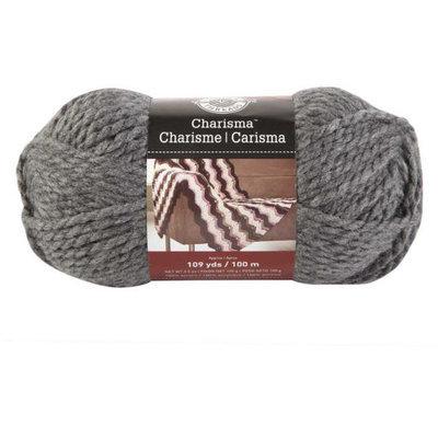 Charisma Yarn, 3.5 oz in Grey by Loops & Threads