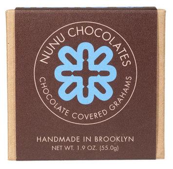 Nunu Chocolates Chocolate-Covered Grahams