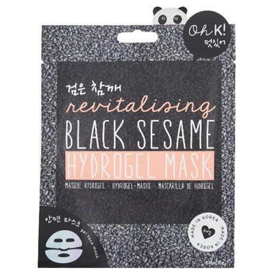 Oh K! Black Sesame Hydrogel Mask