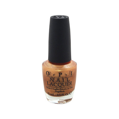 Nail Lacquer - # NL N41 OPI with a Nice Finn-ish