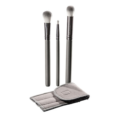 Dome Beauty Three Brush Set