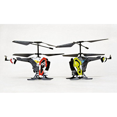 Discovery Channel Odyssey Air Teminators RC Battle Helicopters Turret Assault - ODY-9000