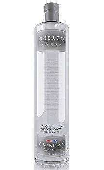 One Roq Reserved Ultra Premium Vodka