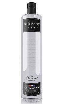 One Roq Standard Premium Vodka