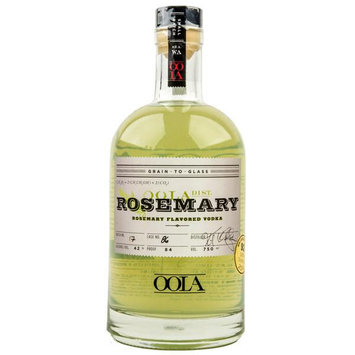 Oola Distillery Rosemary Vodka