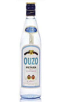 Ouzo by Metaxa Brandy