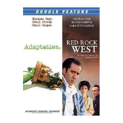 Nicolas Cage Double Feature: Adaptation/Red Rock West (Widescreen) (DVD)