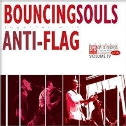 Anti-Flag - BYO Split Series, Vol. 4 CD